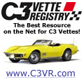 Click to visit the Official C3 Vette Registry