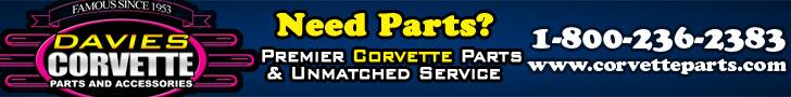Davies Corvette Parts
